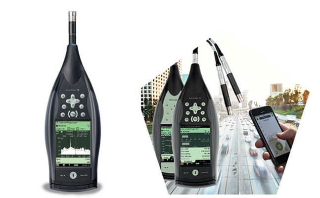 BK 2250 sound-level meter from B&K